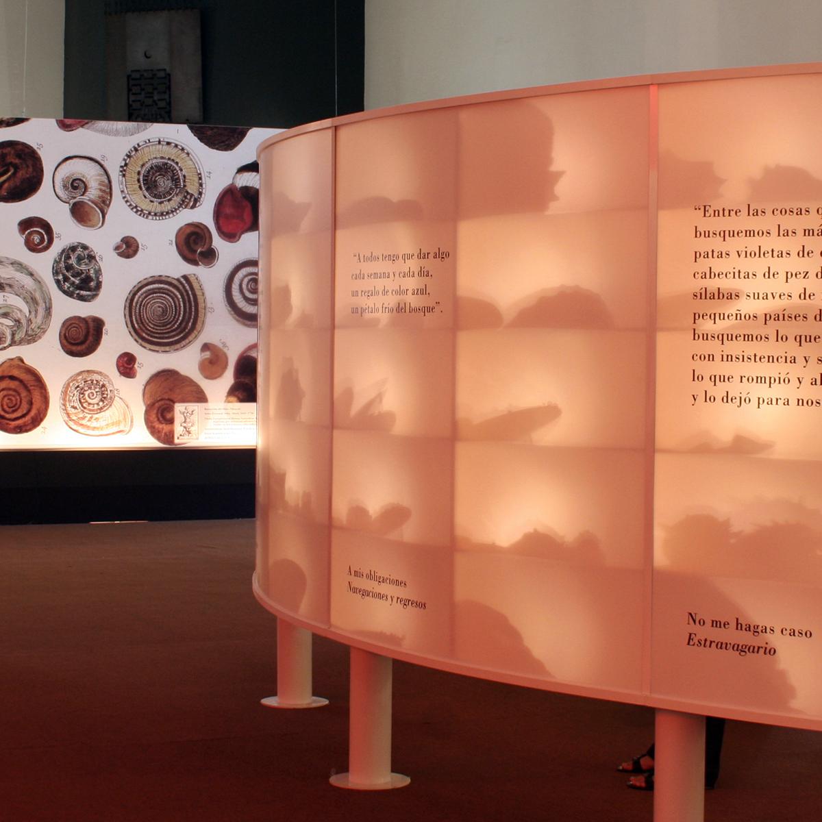 Las Caracolas de Pablo Neruda, Chile, María José Larrosa y GP Creative Thinking