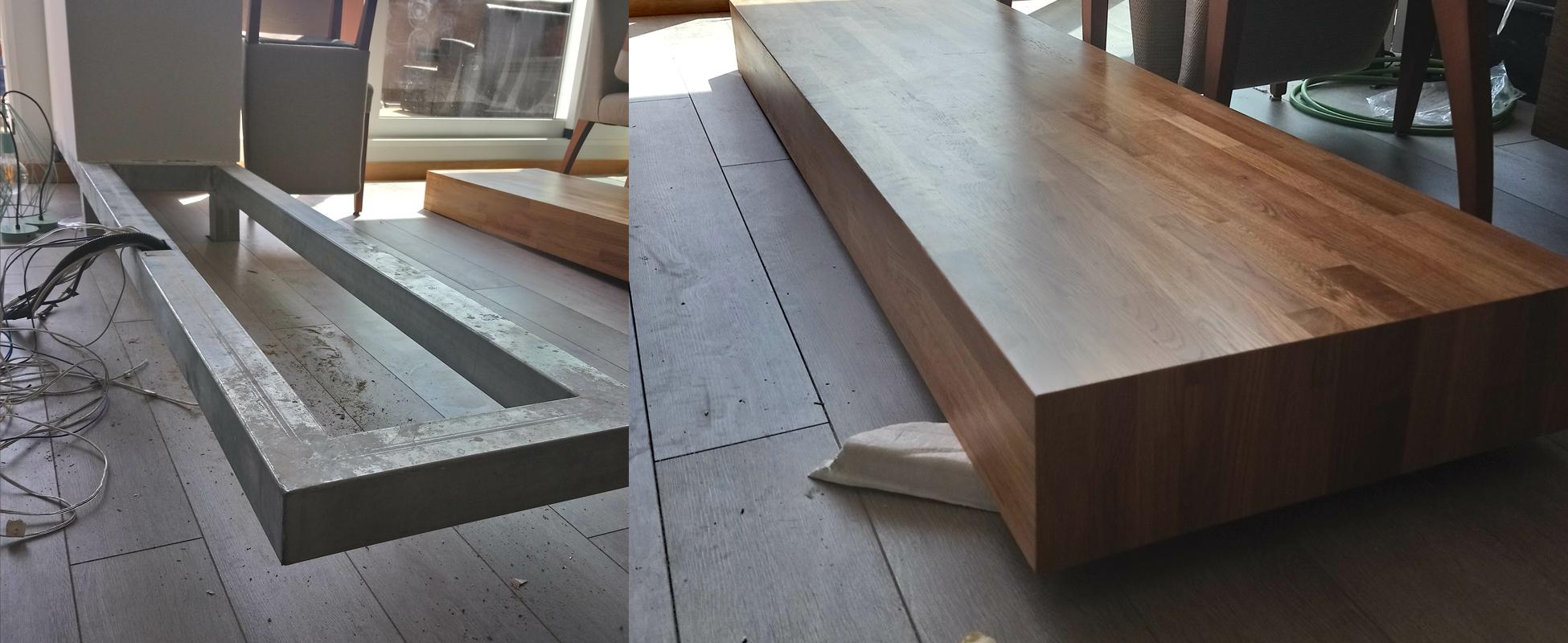 Diseño de mobiliario | GP Creative Thinking